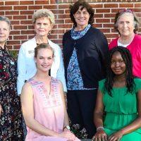 Pilot Club of Oconee Helen Parrish Scholarship Awardees
